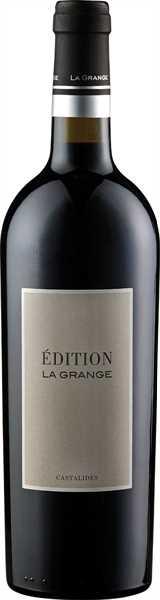Domaine La Grange, Castalides Edition AOP, 2016