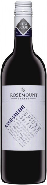 Rosemount, Diamond Blend Shiraz Cabernet, 2017