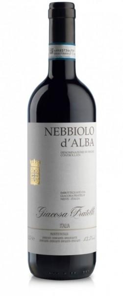 Giacosa Fratelli, Nebbiolo d'Alba, 2018