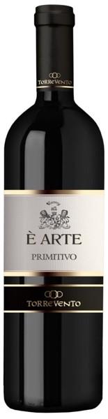 Torrevento, É Arte Primitivo, 2018