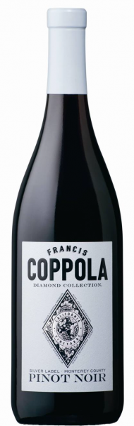 Francis Ford Coppola Winery, Diamond Silver Label Pinot Noir, 2017