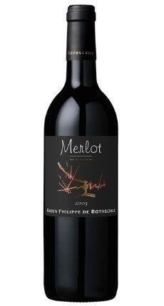 Baron Philippe de Rothschild, Les Cepages Merlot Vin de Pays d'Oc, 2019