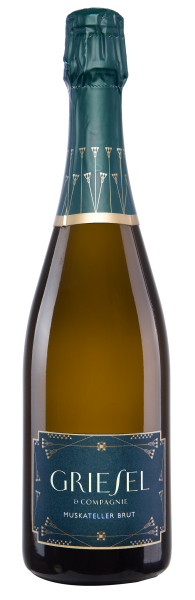 Griesel, Muskateller Tradition Brut, 2014