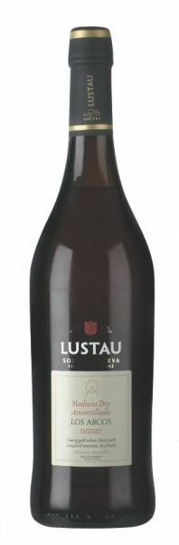 Emilio Lustau, Medium Dry Amontillado Los Arcos Solera Reserva