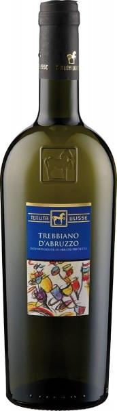 Tenuta Ulisse, ULISSE Trebbiano d'Abruzzo DOP, 2019
