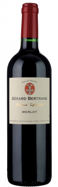 Gerard Bertrand, Reserve Speciale Merlot IGP Pays d'Oc, 2017
