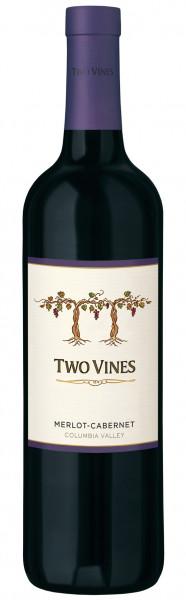 Columbia Crest, Two Vines Merlot Cabernet Sauvignon, 2014