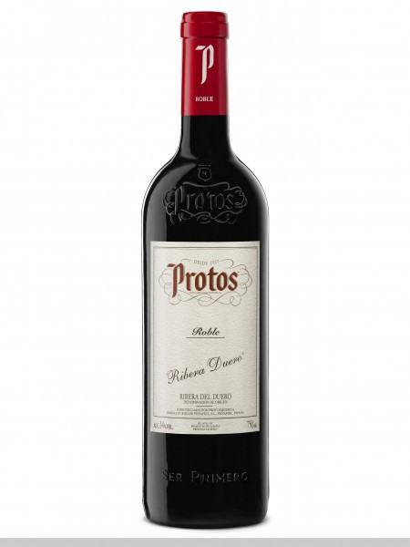 Bodegas Protos, Roble, 2019