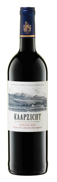 Kaapzicht, Estate Red, 2016