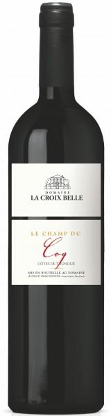 Domaine La Croix Belle, Le Champ du Coq, 2018