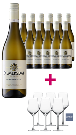 Diemersdal, Sauvignon Blanc 2021 Paket