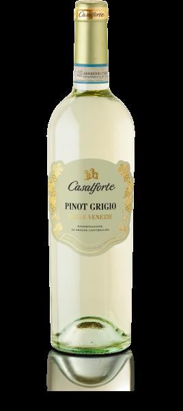 Riondo Casalforte, Pinot Grigio delle Venezia DOC, 2020
