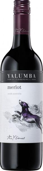 Yalumba, Merlot Y, 2016/2017