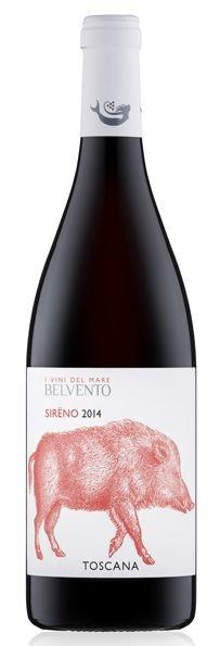 Belvento, Sireno Toscana IGT, 2017