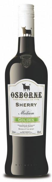 Osborne, Sherry Golden Medium