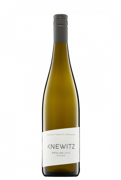 Knewitz, Riesling Auslese, 2019