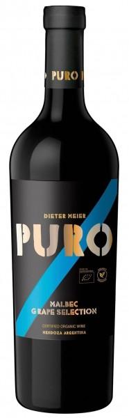 Puro, Puro Malbec Grape Selection, 2017