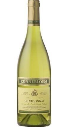 Zonnebloem, Chardonnay, 2016/2017