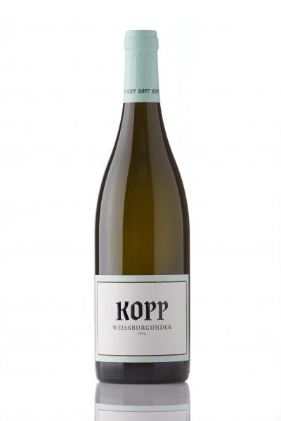 Weingut Kopp, Weissburgunder Gutswein trocken, 2019