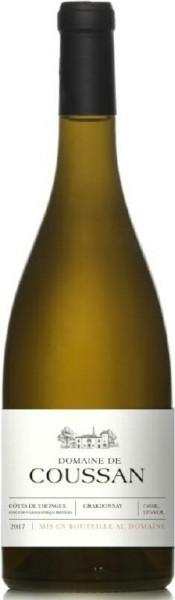 Domaine de Coussan, Chardonnay, 2017
