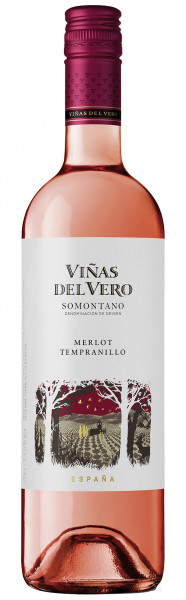 Vinas del Vero, Rosado Somontano DO, 2017/2018