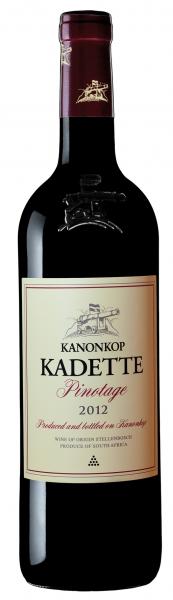 Kanonkop, Kadette Pinotage, 2018