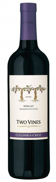 Columbia Crest, Two Vines Merlot, 2017