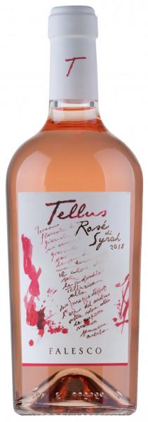 Famiglia Cotarella, Tellus Rosé di Syrah Lazio IGT, 2018