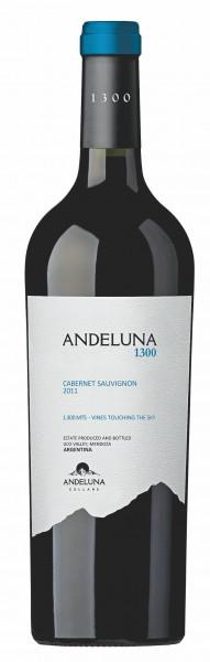 Andeluna Cellars, 1300 Cabernet Sauvignon Andeluna, 2017