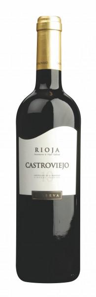 Castroviejo, Aldea Nueva de Ebro Reserva Rioja D.O.C.a. 2015