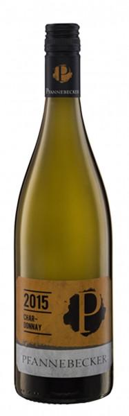 Pfannebecker, Chardonnay QbA trocken, 2019