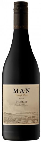 MAN Vintners, Pinotage Bosstok, 2019